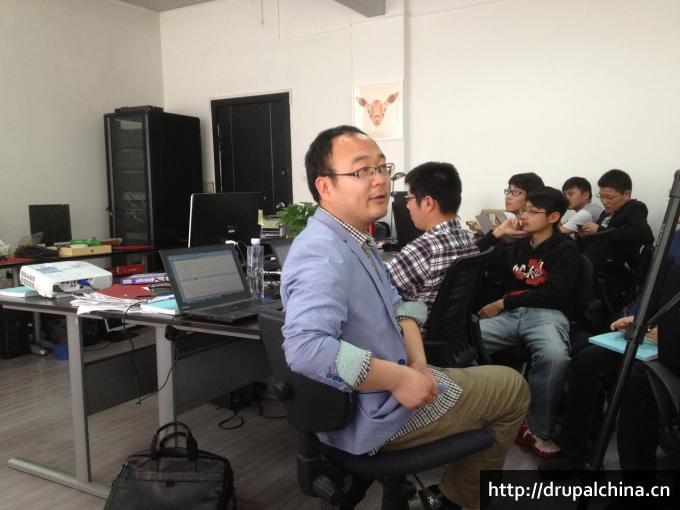 老葛 - DrupalGAP 在项目中的实战经验分享