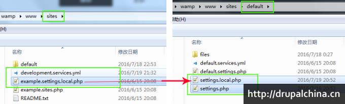 菜鸟玩D8日志1】如何关闭缓存及开启DEbug调试功能  Drupal China